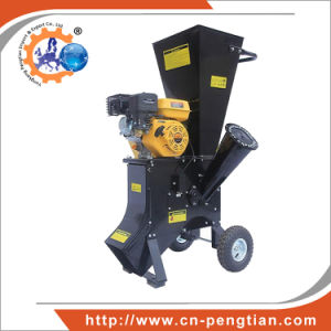 9.0HP Garden Shredder Wood Chipper with 83mm Chipping Capacity pictures & photos
