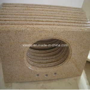 Profession Sunset Gold G682 Granite Countertop pictures & photos