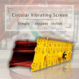 High Efficient Yk Circular Vibrating Screen pictures & photos