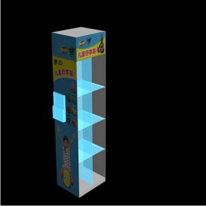 OEM Design Plexiglass Display Box for Childrens Products pictures & photos
