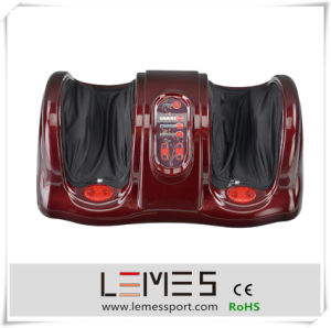 Auto Heating Vibrating Foot Massager with Remote Control pictures & photos