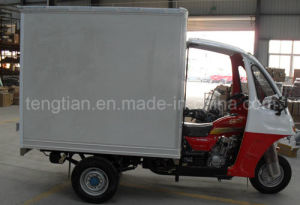 4 Contaiernd Tricycle pictures & photos