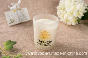 2015 Scented Soy Craft Candle in Glass with Box
