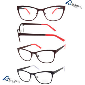 Hot Sell Stylish Women Men Top Quality Optical Eyewear Frames (OM134180) pictures & photos