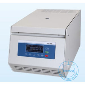 Tabletop High Speed Refrigerated Centrifuge (TGL-20M) pictures & photos
