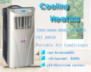 9000BTU Portable AC Air Conditioner Wholesale Portable Air Conditioner pictures & photos