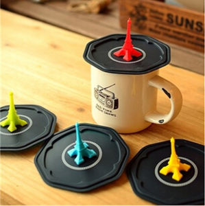 Heat-Resistant 3D Soft Silicone Cup Cover for Coffee Mug pictures & photos