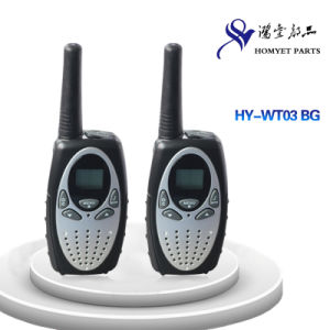 Multi-Color Two Way Radio Transceiver/Intercom (HY-WT03 BG) pictures & photos