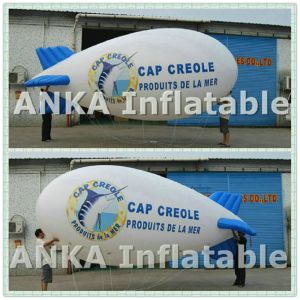 Inflatable Flying Helium Airplane Airship Blimp for Promotion pictures & photos