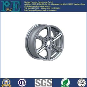 Customized Stainless Steel Auto Wheel Hub pictures & photos