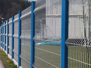 Nylofor 3D Panel Fence pictures & photos