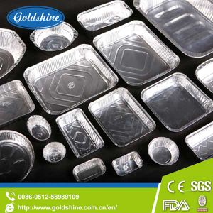 Disposable Aluminium Foil Food Container pictures & photos