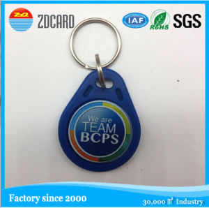 RFID Key Ring for Access Control pictures & photos