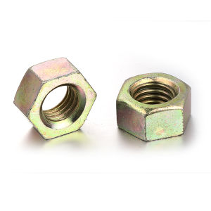 Stainless Steel Hexagon Nut DIN934 with Passivated pictures & photos