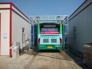 Automatic Drive Through Bus Wash Machine pictures & photos