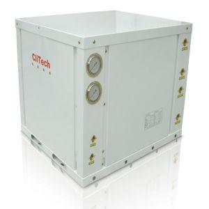 60kw Water Source Heat Pump Water Heater