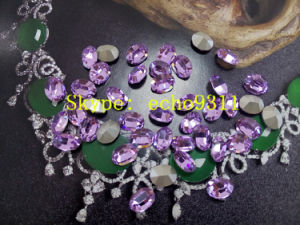 Point Back Crystal Stones Fancy Rhienstones for Wholesale pictures & photos