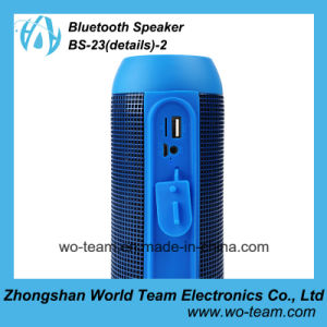 Bluetooth Portable Mini Speaker with TF Card and USB Audio Input