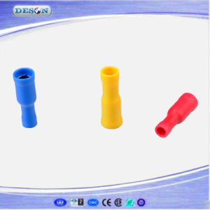 Vinyl Insulated Bullet Female Quick Terminal Lugs pictures & photos