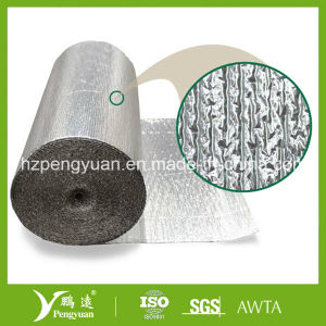 Environmental Roof or Ceiling Insulation with Aluminized Foil & PE Bubble pictures & photos