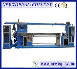 Micro-Fine Teflon Wire and Coaxial Cable Extruder Machine pictures & photos