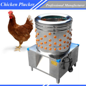Full Automatic Poultry Industrial Chicken Plucker with High Quality pictures & photos