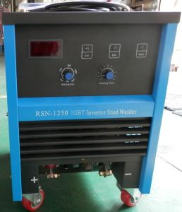 Half-Cycle IGBT Stud Welding Machine (RSN-1250) pictures & photos