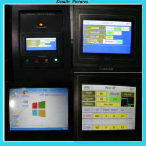 Two Years Warranty Two Zones Thermal Shock Impact Chamber pictures & photos