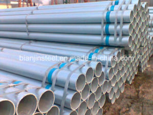 Dn25X1.4mm Hot DIP Galvanized Steel Pipe