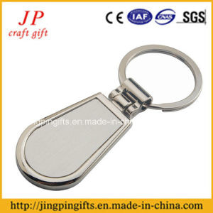 Promotional Cheap Custom Blank Wholesale Keyring pictures & photos
