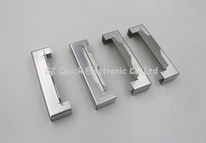 Aluminum CNC Laser Cutting with Bending Parts pictures & photos