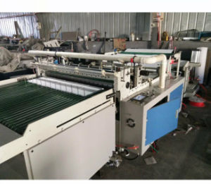 A4 Size Paper Cutting Machine for A4 Paper Sheets (DC-HQ 1200) pictures & photos