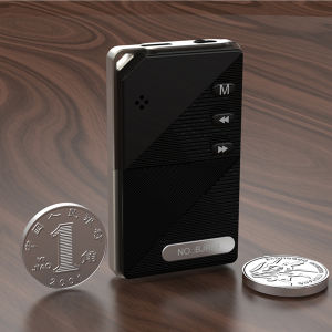 Super Mini Metal Digital 8GB Voice Recorder with 22 Hours Keep Recording Time pictures & photos