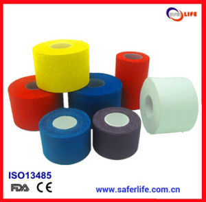 (CE, FDA approved) Free Sample Waterproof Medical Tape Sports Tape pictures & photos