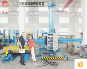 Ce Approved for 8 Years Wuxi Datang Welding Manipulator pictures & photos
