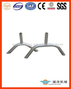 Bridge Barrier Feet-Steel Cow Horn Leg (SB-BL) pictures & photos
