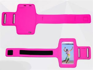 Running Jogging Case Sport Armband for Mobile Phone pictures & photos