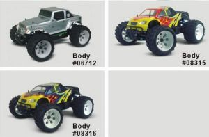 Top Rated 1/8 RC Brushless Car with 4WD RTR off Road Monster Truck 94062