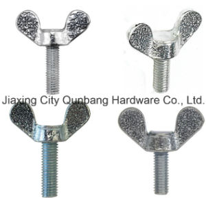 High Quality Wing Bolts (DIN315 M4-M24 Cl. 4.8/6.8/8.8/10.9) pictures & photos