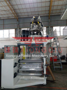 1000mm PP Double Layers Film Blowing Machine pictures & photos