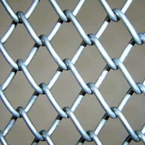 Galvanized Chain Link Fence for Protected pictures & photos