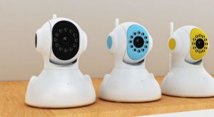 Wireless WiFi Alarm System with Camera pictures & photos