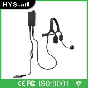 Bone Microphone for Two Way Radio Tc-Sv01g08