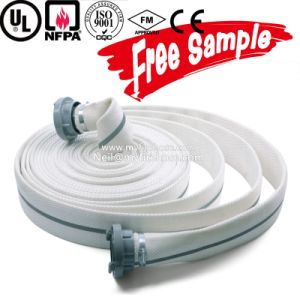 PVC High Pressure Double Jacket Fire Water Hose Price pictures & photos