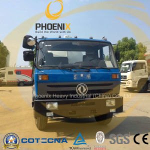 Low Price 4X2 10cbm Sewage Suction Truck with Cummins Engine pictures & photos