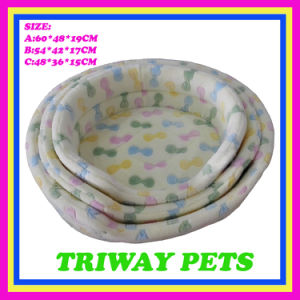 Comfort Coral Velvet Foam Beds for Dogs and Cats (WY161045A/C) pictures & photos