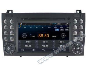 Witson Android 4.4 System Car DVD for Benz Slk200/Slk280 Slk350/Slk55 2004-2012 (W2-A6576) pictures & photos