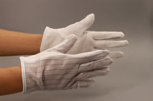 Cn-2016D Antistatic Skid Resistance Gloves