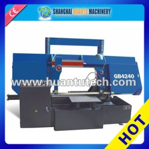 Aluminium CNC Cutting Machine Hydraulic Band Saw CNC pictures & photos