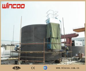 Bottom to Top Horizontal Seam Welding Machine for Tank Project/ Automatic Tank Girth Seam Welding Machine/Automatic Welding Machine/ Tank Plate Welding Machine pictures & photos